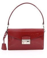 Prada Pre-owned: Sound Bag Spazzolato Leather Small.