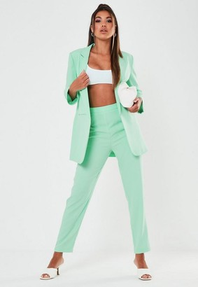 Missguided Co Ord CIgarette Trousers