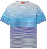 Missoni Striped Knitted T-Shirt