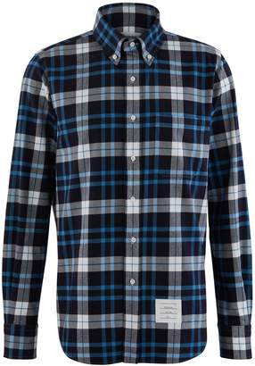 Thom Browne Straight fit cotton shirt
