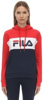 Fila Urban Logo Cotton Blend Sweatshirt Hoodie