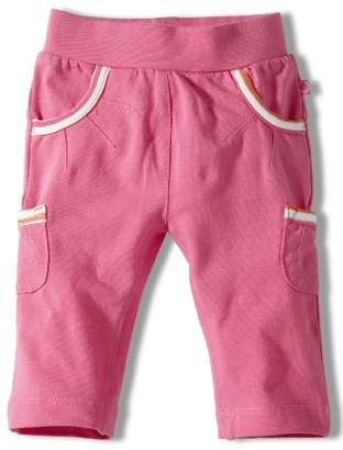 Noppies 14139 Baby Girls' Trousers Pockets Girl Bead - Pink - 0-3 Months