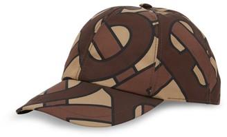 Burberry TB Monogram Baseball Cap