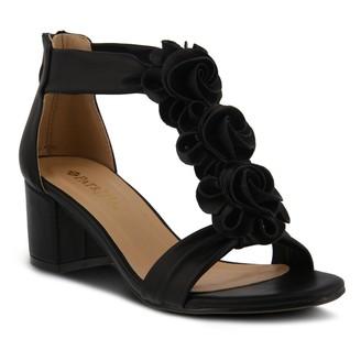 Patrizia Quinteel Women's T-strap Sandals