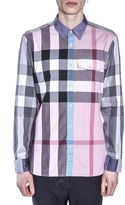 Burberry Cotton Checked Shirt