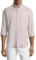 Naked & Famous Denim Double Weave Slub Gauze Regular Sportshirt