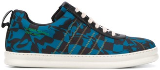 Camper TWS abstract-print sneakers