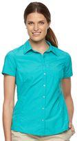 Columbia Women's Amberley Stream Solid Shirt