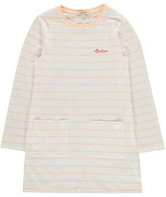 Barbour Lifestyle Long Sleeve Stripe Dress