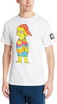 Neff Men's Yung Lisa Simpsons T-Shirt