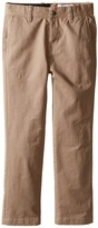 Volcom Frickin Slim Chino Pants Boy's Casual Pants