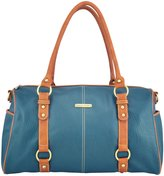 Timi & Leslie Madison Diaper Bag Set - Sand/Saddle