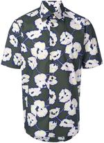 Marni floral print shirt - men - Cotton - 46