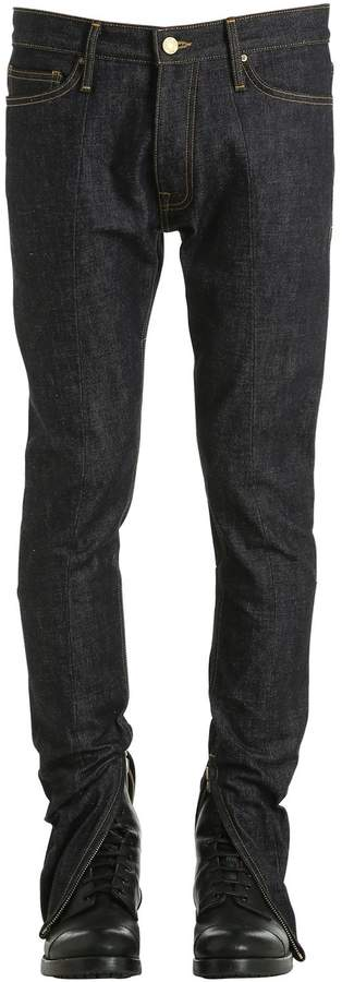 Fear Of God Paneled Selvedge Denim Jeans