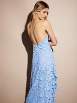 Backstage Zoe Lace Maxi Dress by at Free People