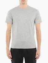 Sunspel Grey Cotton T-shirt