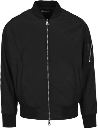 Neil Barrett Neil Barret Quilted Bomber Jacket