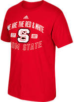 ADIDAS TEAM Men's adidas North Carolina State College Prevent T-Shirt