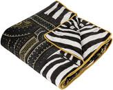 Roberto Cavalli Glamour Silk Throw