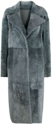 Drome Long-Sleeve Button-Down Coat