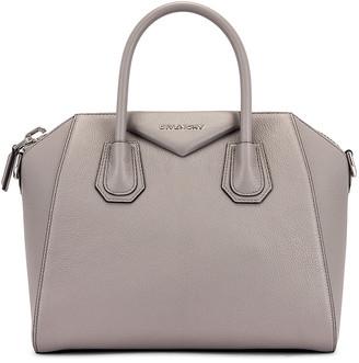 Givenchy Small Antigona Bag in Pearl Grey | FWRD