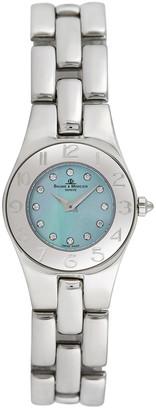 Baume & Mercier 2000S Women's Linea Diamond Watch