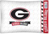 Georgia Bulldogs Standard Pillowcase