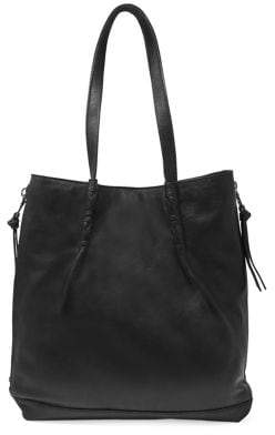 Kooba Bodhi Expandable Leather Shopper