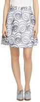 Brooks Brothers Pleated Skirt