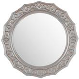 Safavieh Gray Alba Wall Mirror