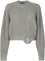 Designers Remix Molly ripped sweater