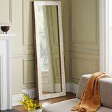 west elm Parsons Floor Mirror - Bone Inlay