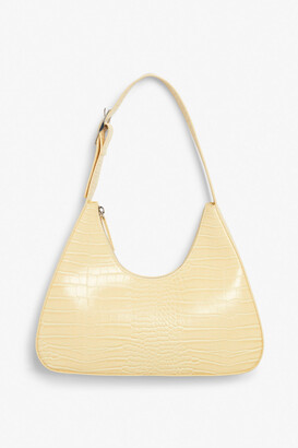 Monki Faux leather bag