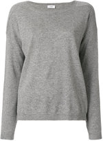 Closed classic knitted top - women - Nylon/Lyocell/Cashmere/Wool - XS