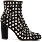 IRO Embellished Suede Bootroky Boots