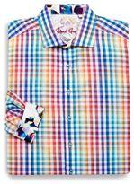 Robert Graham Cotton Printed Sportshirt