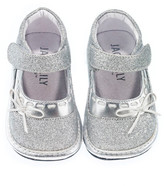 Jack & Lily Glitter Bow Mary Jane (Baby & Toddler)