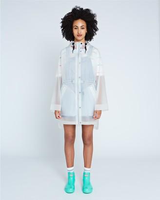 Hunter Women's Original Oversized Waterproof Raincoat