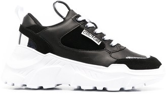 Versace Jeans Couture Chunky Sole Sneakers