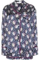 Olivia von Halle Alba silk pyjamas