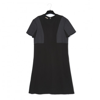 Marni Black Wool Dresses