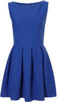 Structured Skater Dress
