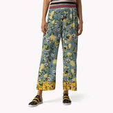Tommy Hilfiger Patchwork Floral Trousers