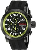 Redline red line Men's RL-50068-BB-01-GRN Night Rally Analog Display Quartz Watch