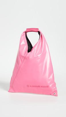 MM6 MAISON MARGIELA Small Triangle Tote Bag