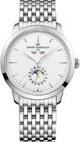 Girard Perregaux Girard-Perregaux 49545d11a131-11a Date and Moon Phases stainless steel watch