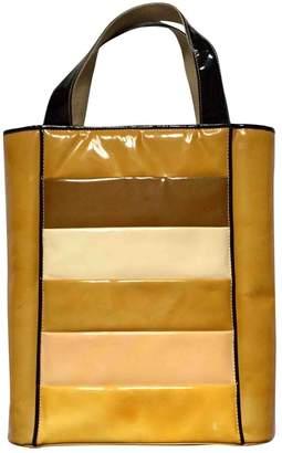 Chanel Multicolour Patent leather Handbags