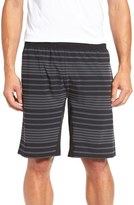 Travis Mathew 'Dominic' Stripe Mesh Shorts