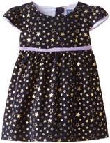 Andy & Evan Baby Girls' Corduroy Star Dress