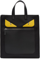 Fendi Black bag Bugs Tote